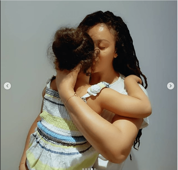 Nothing beats being a mother - Actress, Nadia Buari shares beautiful photos with her four children to celebrate Valentine