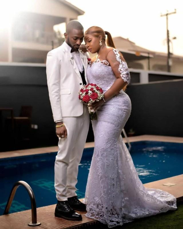 Anita Joseph releases her official wedding photos