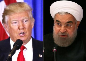 Trump doesn't want war with us as it will affect his re-election- Iran's president Rouhani
