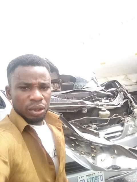 Two pregnant women, driver, 18 passengers escape death in Delta