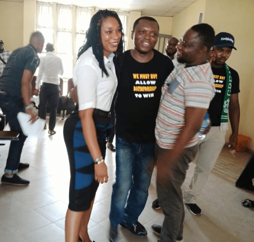 Agba Jalingo regains freedom after 6 months in prison (photos)