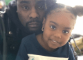 Adorable photo of rapper, Wale and his daughter, Oluwakemi