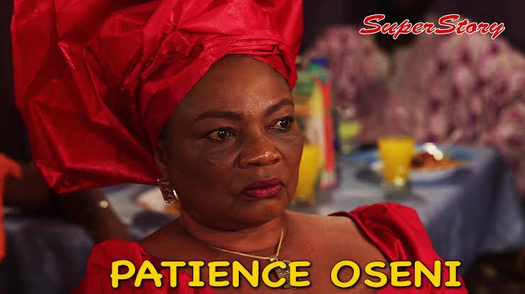 Nollywood actress, Patience Oseni dies