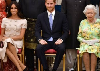 Queen Elizabeth bans Prince Harry and Meghan Markle from using lucrative 'Sussex Royal' label