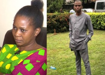 ?He was planning on going to Canada for his masters? - mother of LASU graduate who jumped into Lagos Lagoon speaks