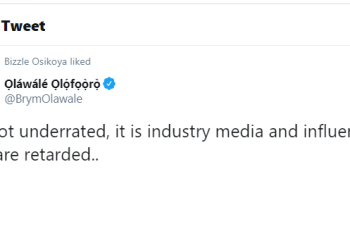 'I?m not underrated, it's Industry media and Influencers that are retarded - Singer, Brymo puts his critics on blast