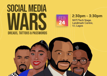 ?Social Media Wars - Dreads, Tattoos, and Passwords.? - More than just a Discussion