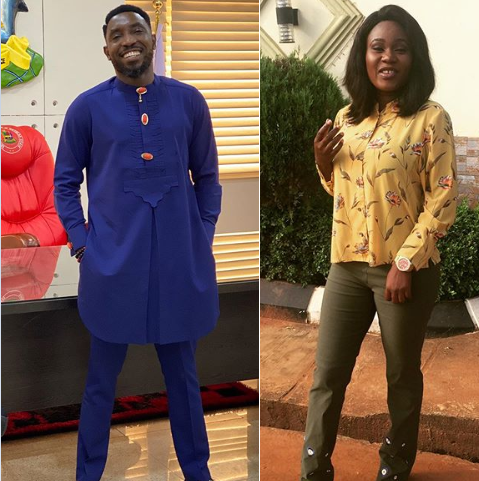 Timi Dakolo's reacts to Michelle Dakolo's accusation that her brother blocked her on WhatsApp because she asked for money to start a business