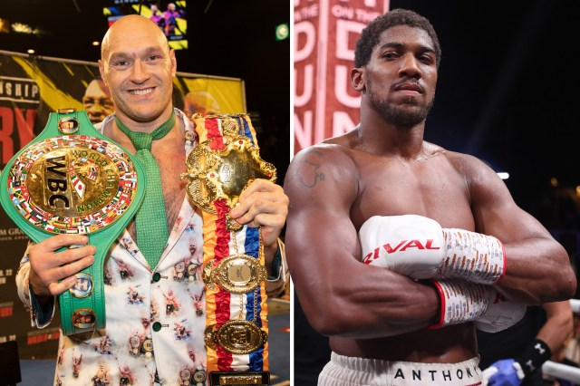 Tyson Fury?s wife, Paris, wants him to retire from boxing after facing Anthony Joshua