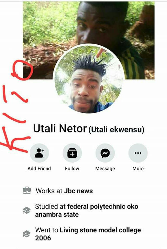 Nigerian man poses as a homosexual to lure a gay man on Facebook then kills him when they meet for the first time (video)