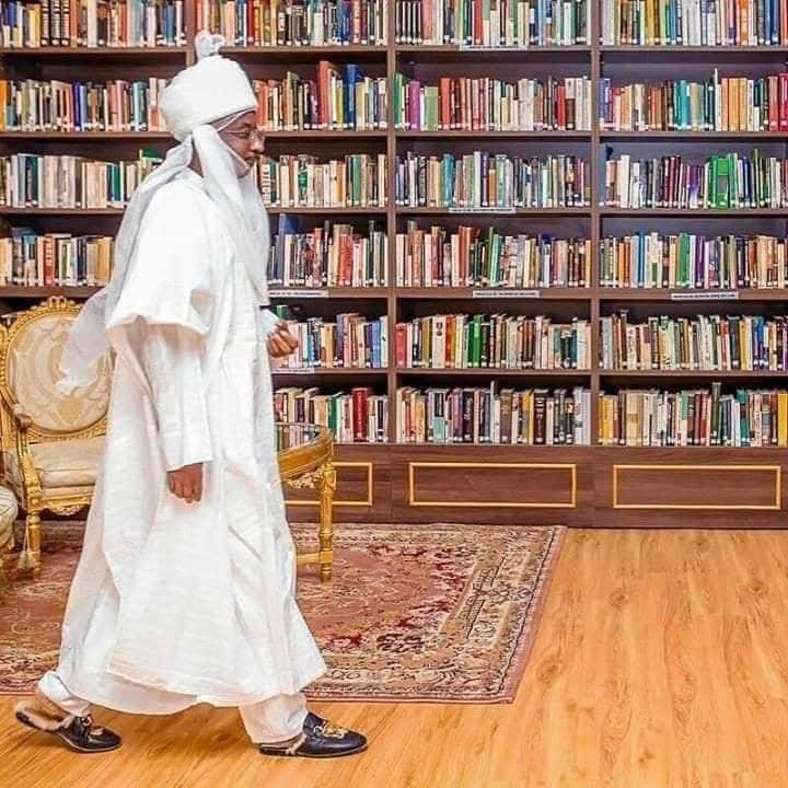 Former Emir of Kano, Sanusi Lamido Sanusi