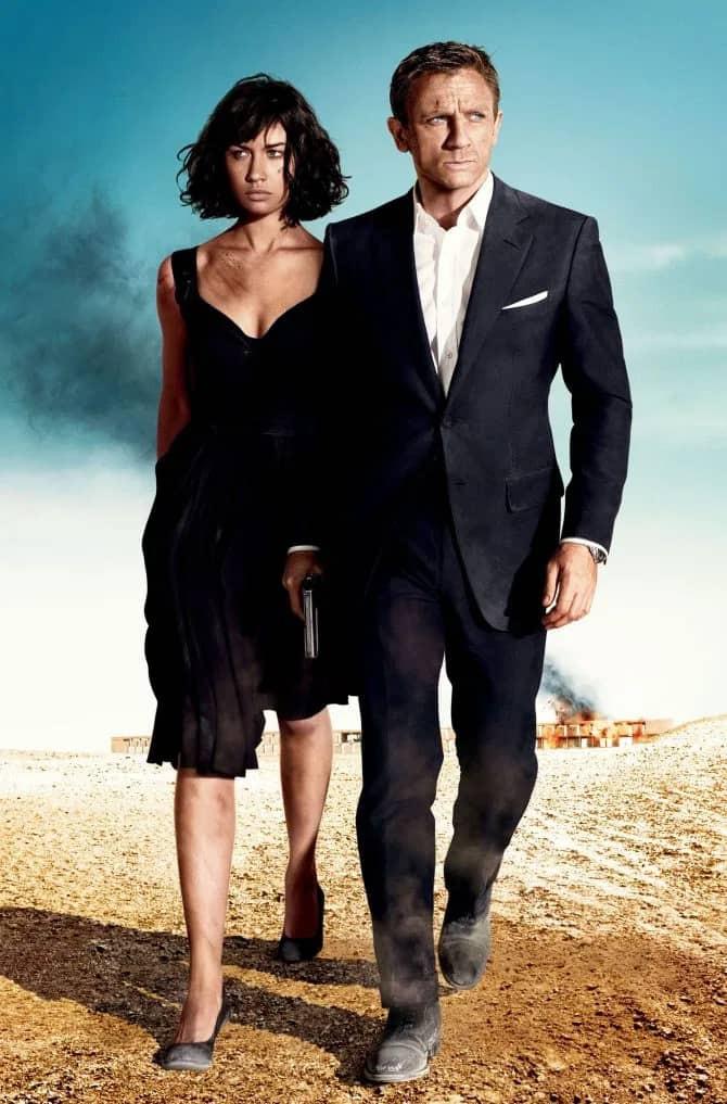 James Bond actress Olga Kurylenko confirms she has coronavirus and is in self-isolation