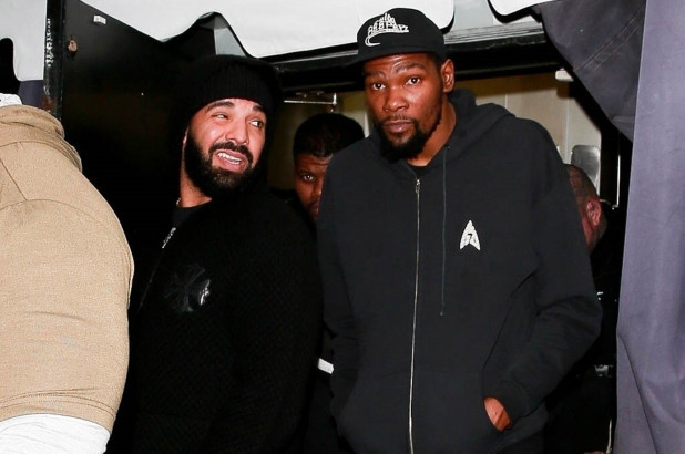 Drake self-isolates after partying with NBA star Kevin Durant before his coronavirus diagnosis