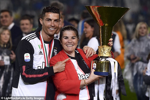 Cristiano Ronaldo?s mum released from hospital after suffering a stroke