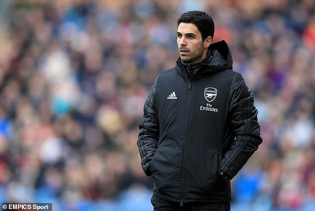 Arsenal manager Mikel Arteta says he has recovered from coronavirus?