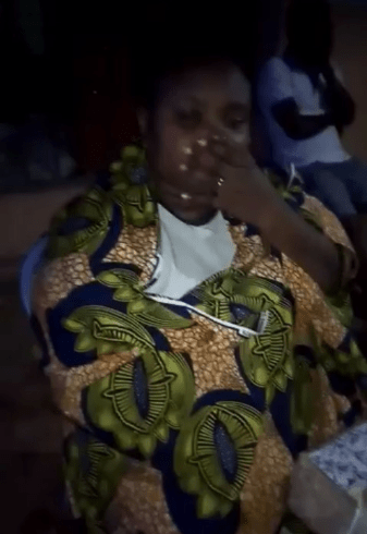 Suspected fulani herdsmen kidnap man after forcing his wife to cook rice for them in Delta State (video)