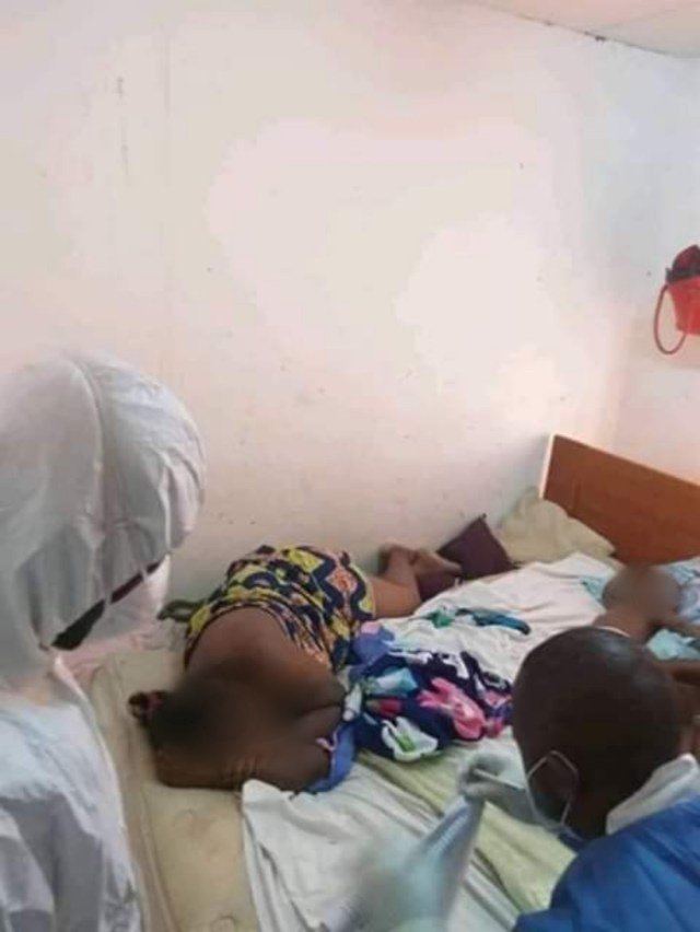 Nigerian family of four die in their sleep (graphic photos)