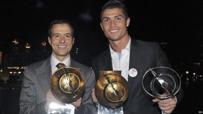 Coronavirus: Cristiano Ronaldo and his agent Jorge Mendes donate ?1m, days after providing 1,000 masks & 200,000 protective gowns