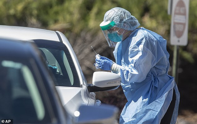 People who purposefully expose and infect others with coronavirus could be charged as terrorists - US Justice department declares