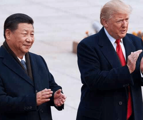 """Trump goes from calling COVID-19 the """"Chinese virus"""" to """"Coronavirus"""" and says the US and China are working together in the fight against the disease"""