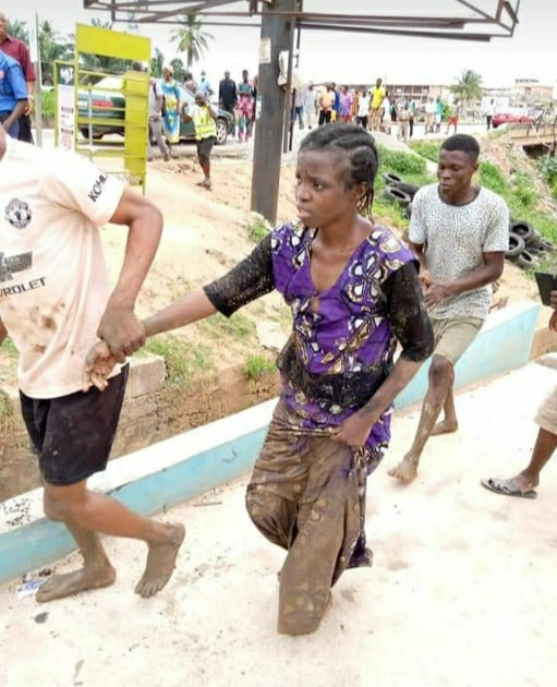 Single mother-of-three jumps into Osun River over Coronavirus lockdown