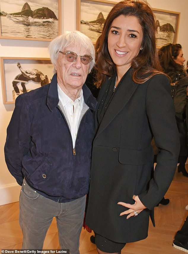 Former Formula 1 boss Bernie Ecclestone set to become a father for the fourth time at 89