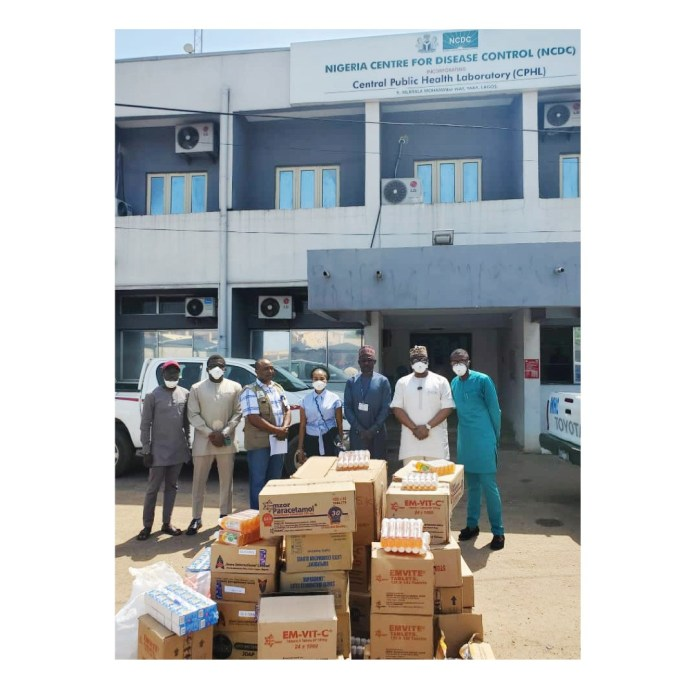 New Leaders? WhatsApp Group Donates Five Million Naira to Boost Fight Against COVID-19 Pandemic