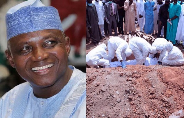 There's nothing extraordinary about telling those who attended Abba Kyari?s funeral to distance themselves from the Presidential Villa - Garba Shehu