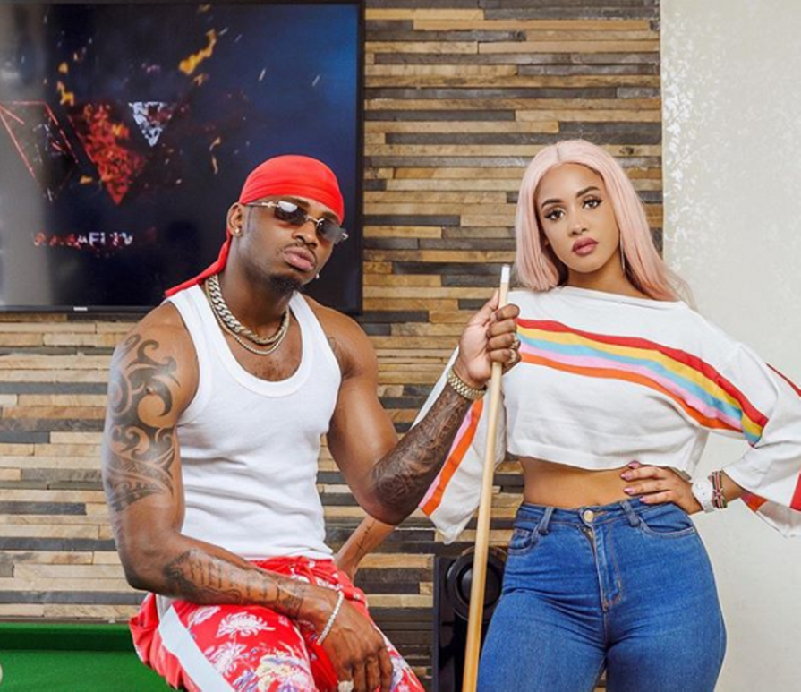 Tanasha Donna shades baby daddy, Diamond Platnumz after he said he's been empowering women