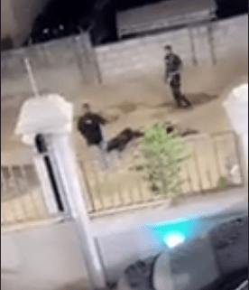 Four armed robbers shot dead by police while robbing in Lekki (graphic video)