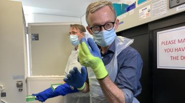 First patients injected as UK begins Coronavirus vaccine trial