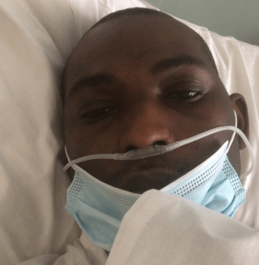 Nigerian Man Battling To Survive Covid-19 In The Uk Begs Nigerians To Take It Seriously And Stop &Quot;Bashing&Quot; The President For Ordering A Lockdown