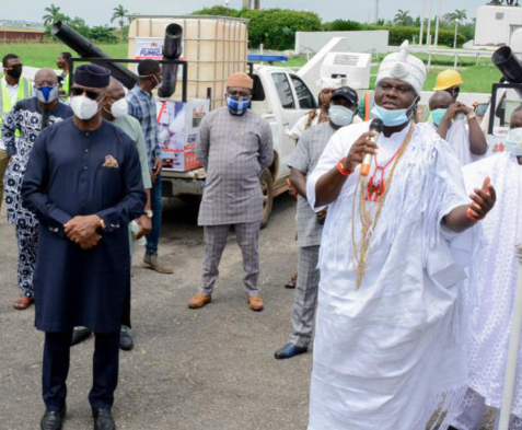 Traditional Cure For Coronavirus Will Be Ready Soon - Ooni Of Ife