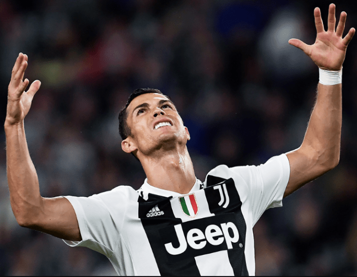 Cristiano Ronaldo To Be Isolated For Another Two Weeks When He Returns To Italyâ To Play For Juventus
