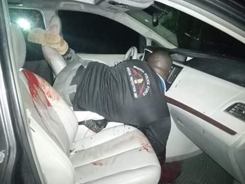 Two policemen, woman killed as gunmen ambush convoy carrying ?VIPs? in Delta