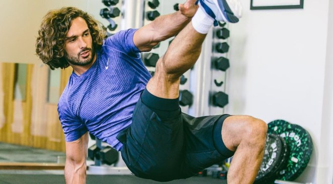 Meet the sexy P.E teacher who Nike and Adidas are fighting to endorse for ?5m due to his lockdown exercise routines for students (photos)