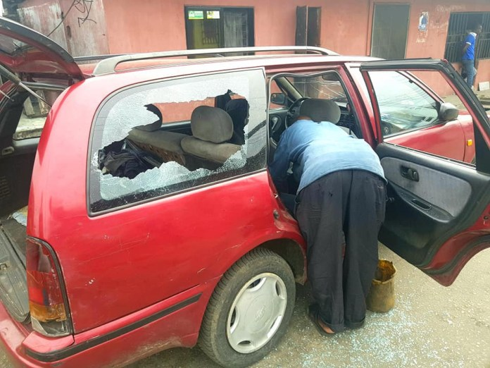 Nigerian man shot dead in front of his girlfriend in Rivers (graphic photo)