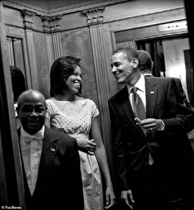 Former White House butler, Wilson Roosevelt Jerman who served 11 presidents including Barrack Obama dies of Coronavirus at 91