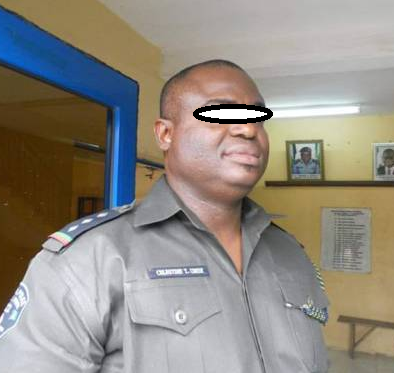 Businessman drags police officer to court for torturing him and framing him up after he caught him red-handed sleeping with his wife