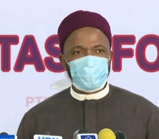 ''It is not true'' Minister of state for Education, Chukwuemeka Nwajiuba dismisses claim of schools resuming on June 8 (video)