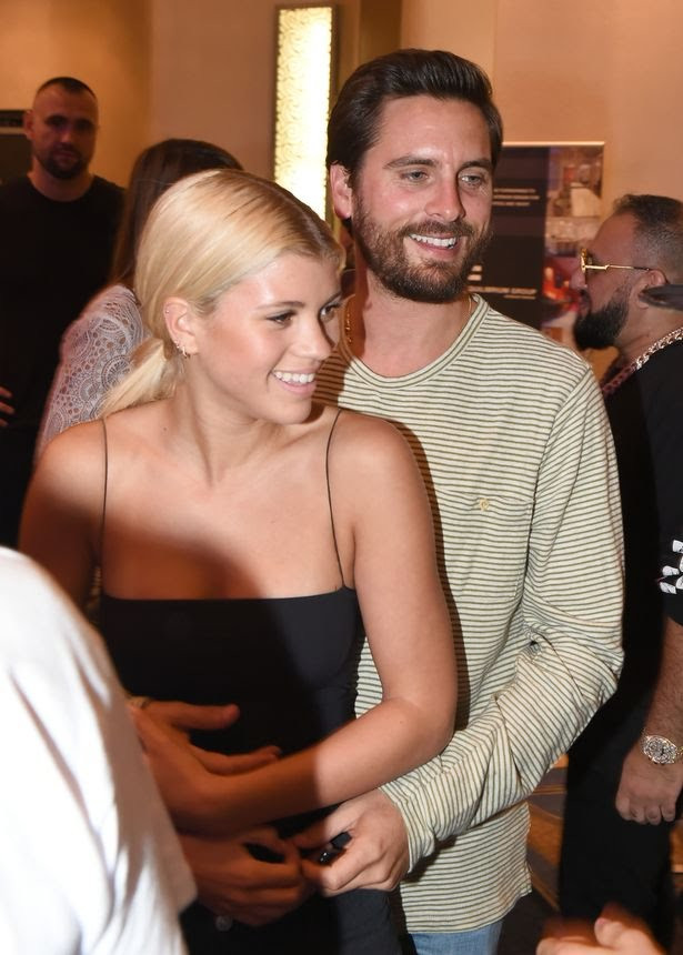 Scott Disick and Sofia Richie break up after over 3 years together...