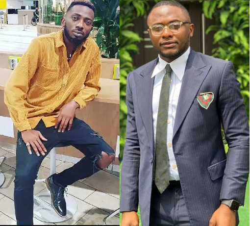 'I know you are on Jude's side, I know you don't like me bro' - May D reacts after Ubi Franklin announced that the singer has cancelled their interview