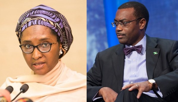 Dismiss calls for independent investigation of AfDN chief Akinwumi Adesina - FG tells banks board
