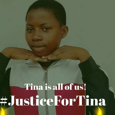 #JusticeforTina: Trigger-happy police officer who allegedly shot 16-year-old girl dead in Lagos has been arrested (video)