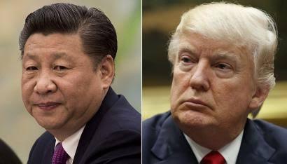 Trump announces unprecedented action against China