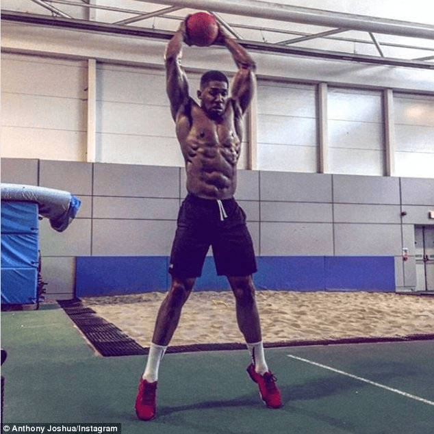 """?I don?t have a girlfriend and I can?t find someone to grow old with"""" - Anthony Joshua opens up on his challenges in finding true love  """"I don't have a girlfriend and I can't find someone to grow old with"""" – Anthony Joshua opens up on his challenges in finding true love 5ed18d033e43b"""