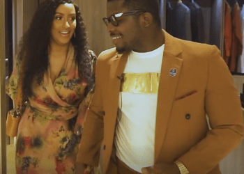 Giuliano By Sujimoto is undoubtedly the most luxurious edifice in Banana Island... Sujimoto and Juliet Ibrahim reveal (video)