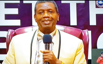 There will be a lot of babies as a result of this lockdown- Pastor Adeboye (Video)