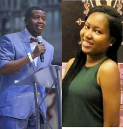 5ed4255ccafed Pastor EA Adeboye reacts to the rape and murder of UNIBEN student, Uwa Omozuwa, in one of the branches of his church