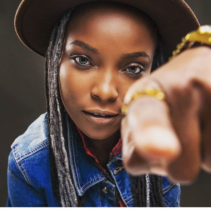 DJ Switch narrates how she was violated by her uncle, a Catholic priest, when she was only 11